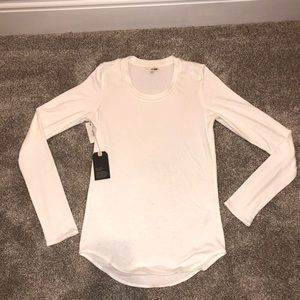 NWT White Wilfred Free Sweater